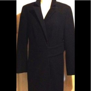 Express wool coat